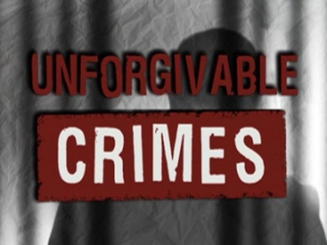 Unforgivable Crimes next episode air date poster