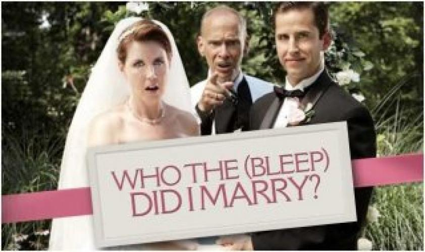 Who The (Bleep) Did I Marry? next episode air date poster