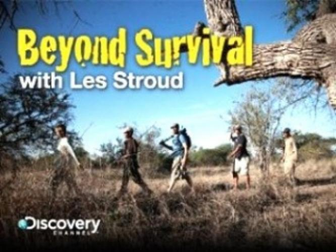 Beyond Survival with Les Stroud next episode air date poster