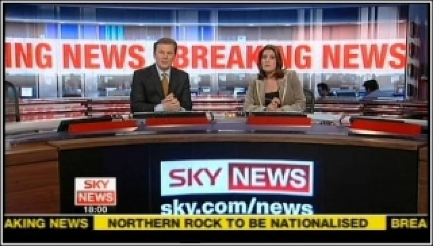 Sky News at 6 next episode air date poster