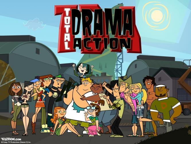 Total Drama Action next episode air date poster