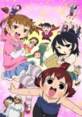 Mitsudomoe next episode air date poster