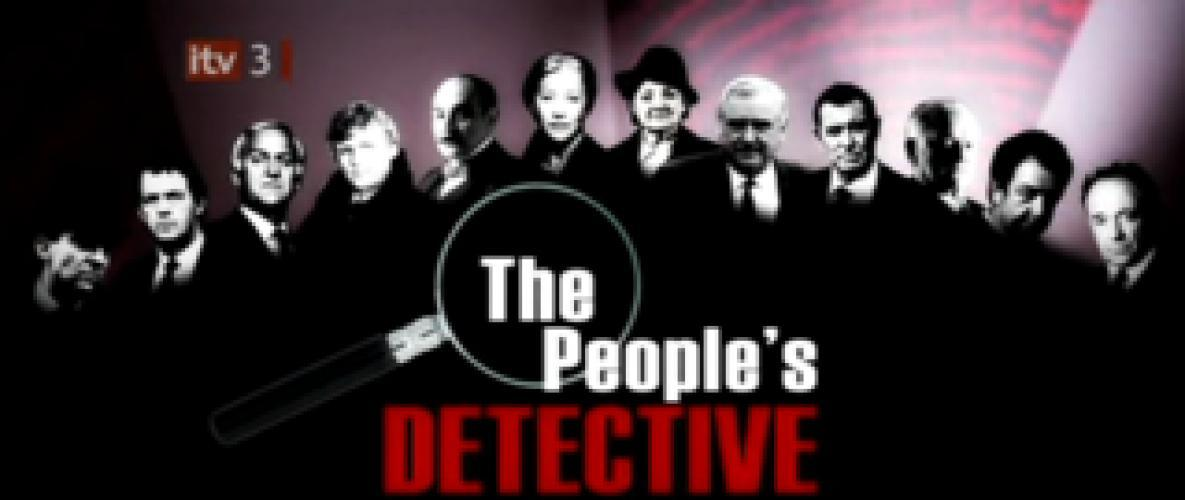 The People's Detective next episode air date poster