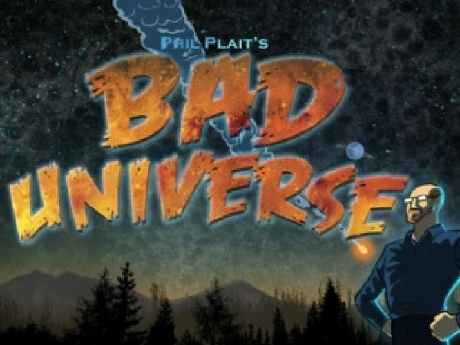 Bad Universe next episode air date poster
