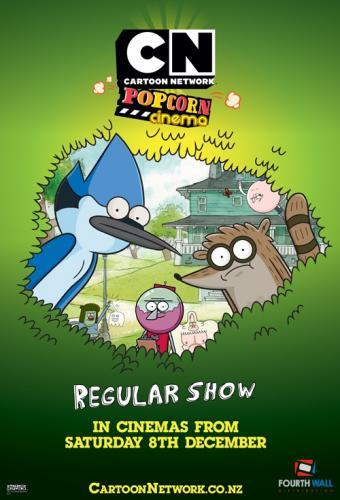Regular Show next episode air date poster