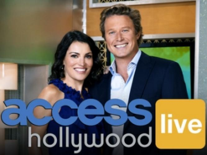 Access Hollywood Live next episode air date poster