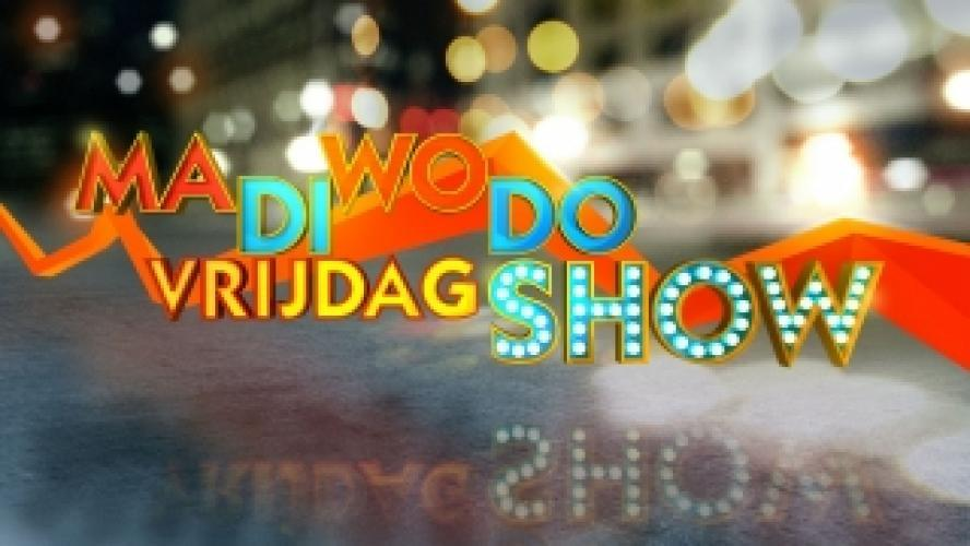 Madiwodovrijdagshow next episode air date poster