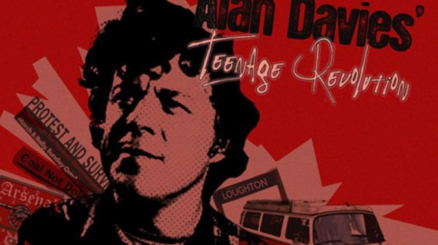 Alan Davies' Teenage Revolution next episode air date poster