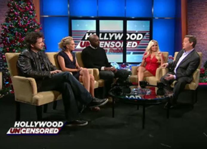 Hollywood Uncensored with Sam Rubin next episode air date poster