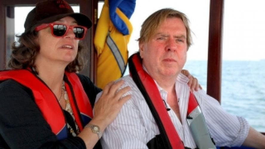 Timothy Spall: Somewhere at Sea next episode air date poster
