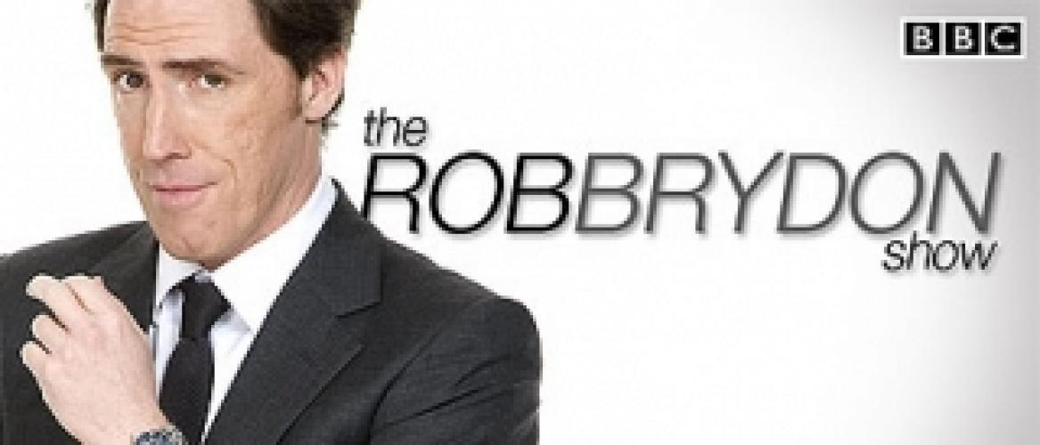 The Rob Brydon Show next episode air date poster