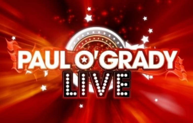 Paul O'Grady Live next episode air date poster