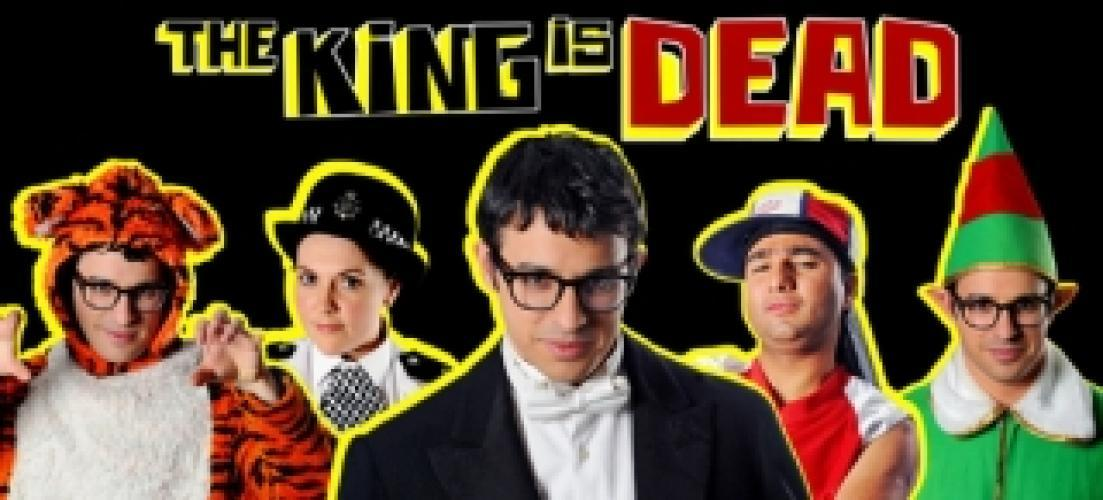 The King is Dead next episode air date poster