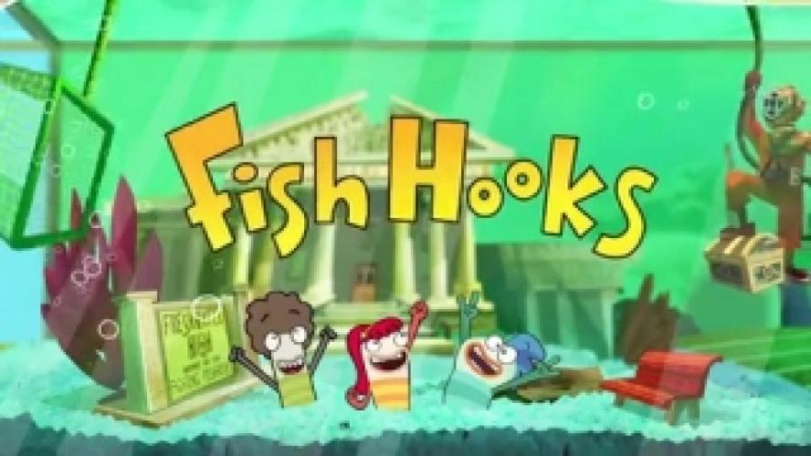 Fish hooks next episode air date countdown for Fishing tv shows