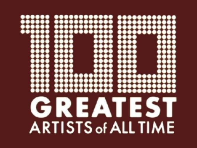 100 Greatest Artists of All Time next episode air date poster