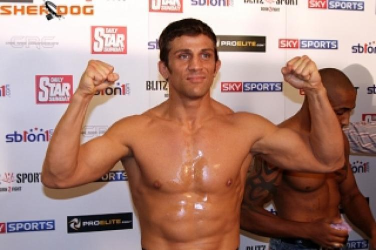 Alex Reid Fights Back next episode air date poster