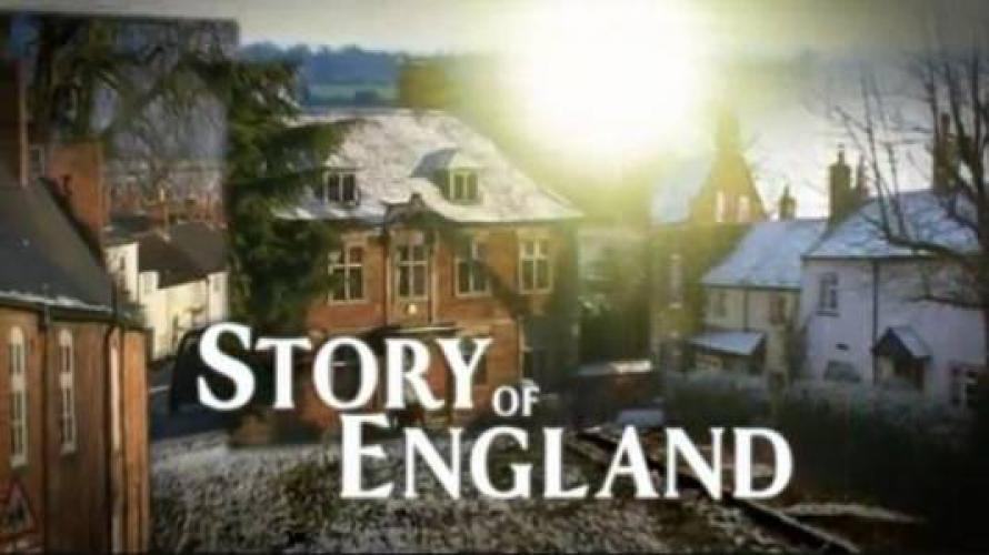 Michael Wood's Story of England next episode air date poster