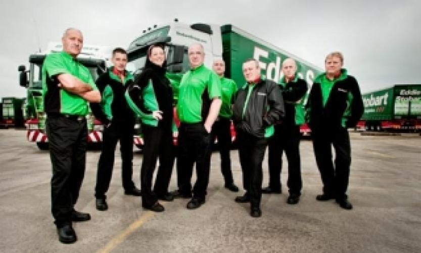 Eddie Stobart: Trucks and Trailers next episode air date poster