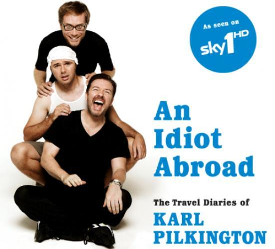 An Idiot Abroad next episode air date poster