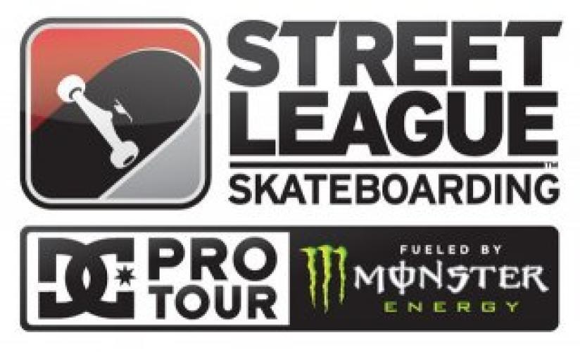 Skateboard Street League next episode air date poster