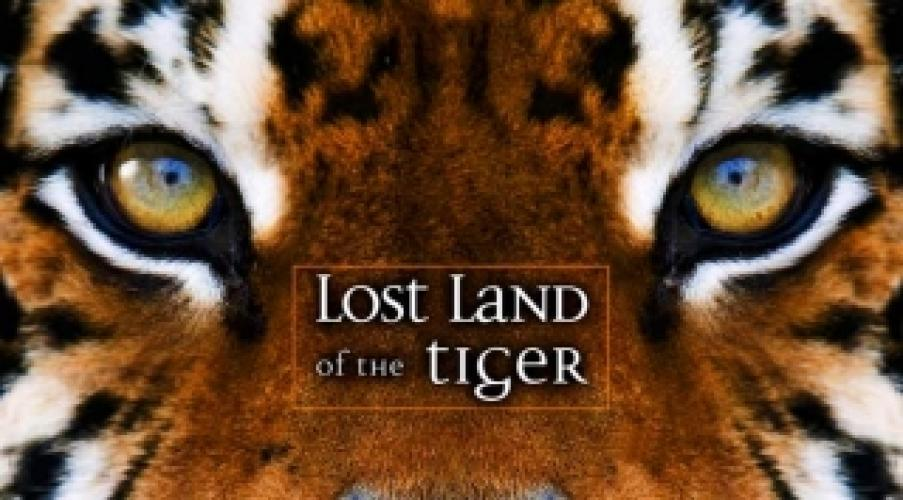 Lost Land of the Tiger next episode air date poster