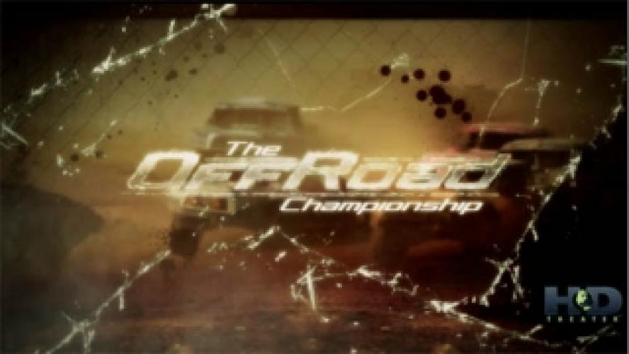 The Off Road Championship next episode air date poster
