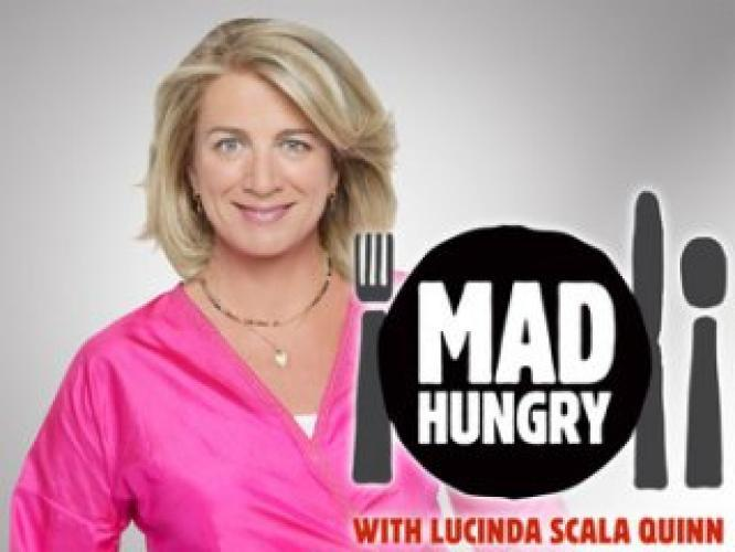 Mad Hungry with Lucinda Scala Quinn next episode air date poster