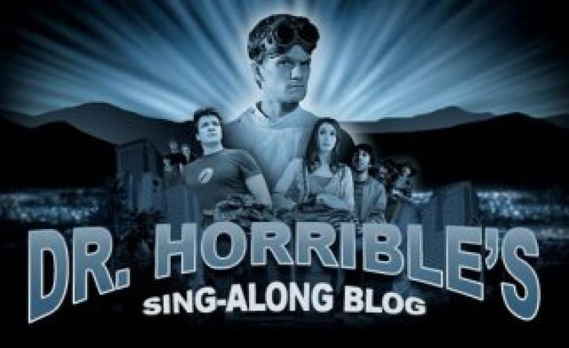 Dr. Horrible's Sing-Along Blog next episode air date poster