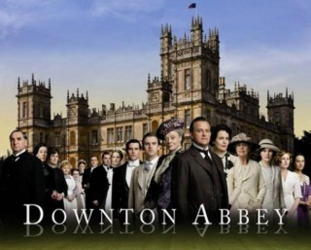 Downton Abbey next episode air date poster