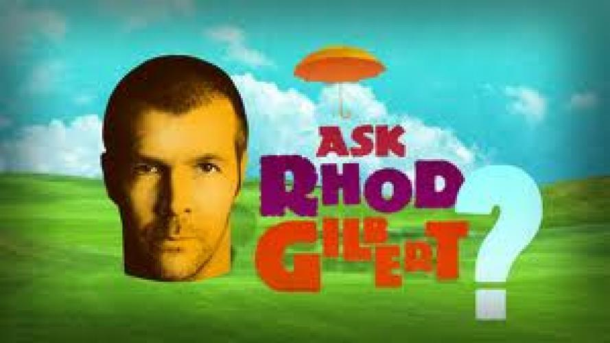 Ask Rhod Gilbert next episode air date poster