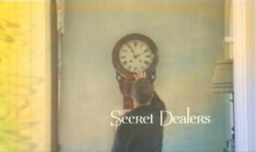 Secret Dealers next episode air date poster