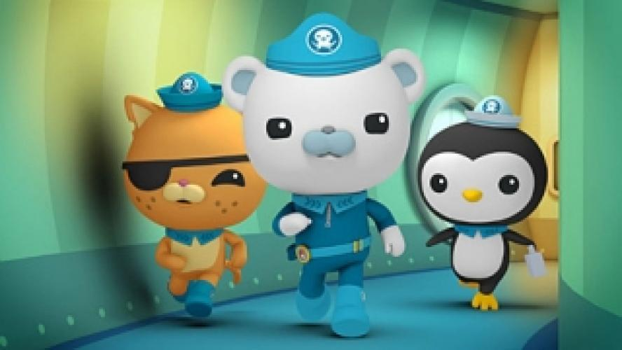 The Octonauts next episode air date poster