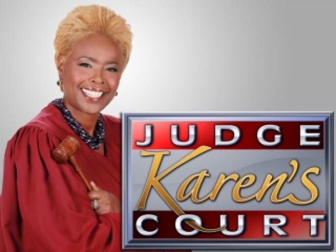 Judge Karen's Court next episode air date poster