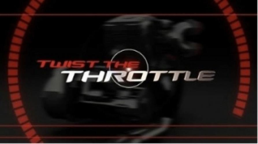 Twist The Throttle next episode air date poster