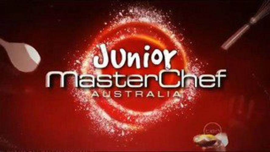 Junior MasterChef Australia next episode air date poster