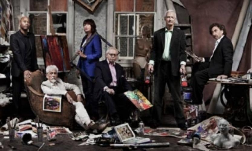 The Genius of British Art next episode air date poster