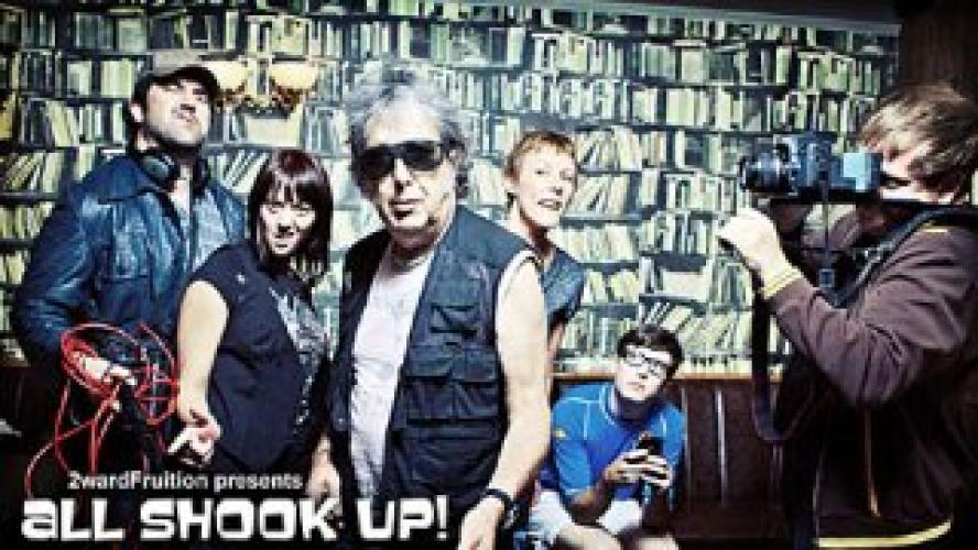 All Shook Up! next episode air date poster