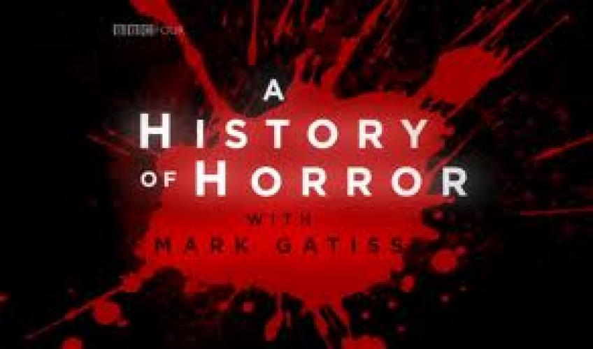 A History of Horror with Mark Gatiss next episode air date poster