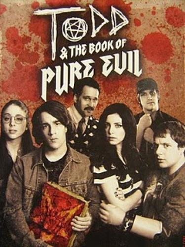 Todd & The Book Of Pure Evil next episode air date poster