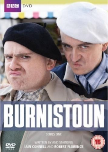 Burnistoun next episode air date poster