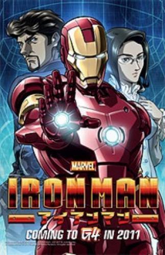 Iron Man (JP) next episode air date poster