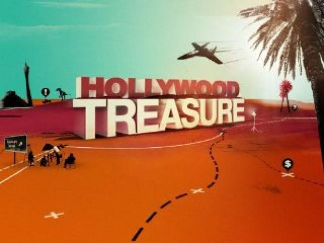 Hollywood Treasure next episode air date poster