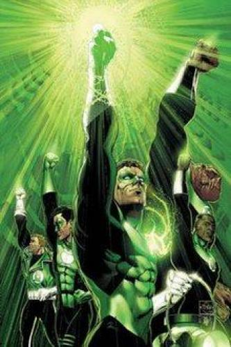 Green Lantern: The Animated Series next episode air date poster