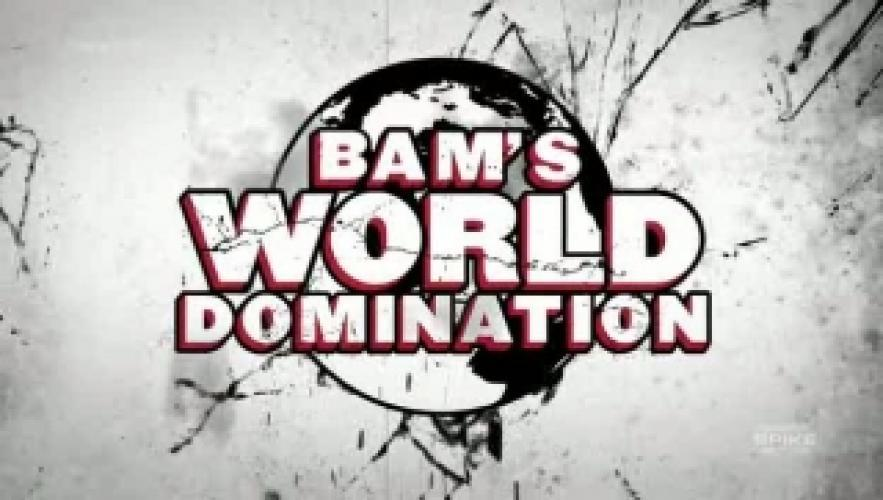 Bam's World Domination next episode air date poster