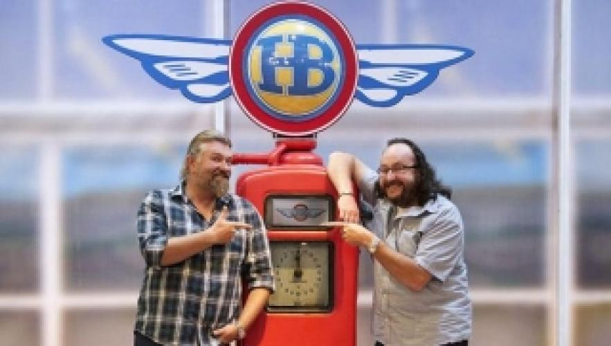 The Hairy Bikers' Cook Off next episode air date poster