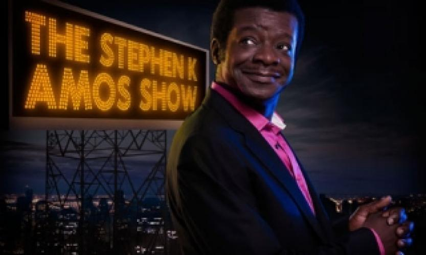 The Stephen K Amos Show next episode air date poster