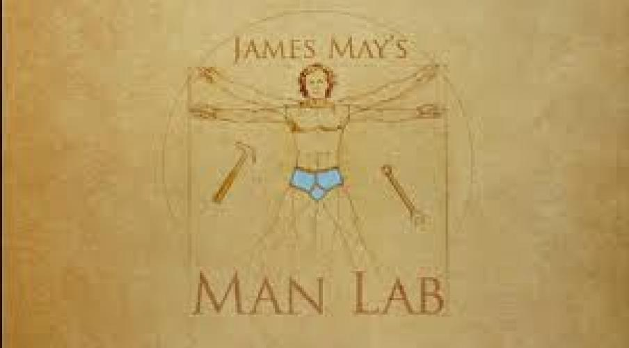 James May's Man Lab next episode air date poster