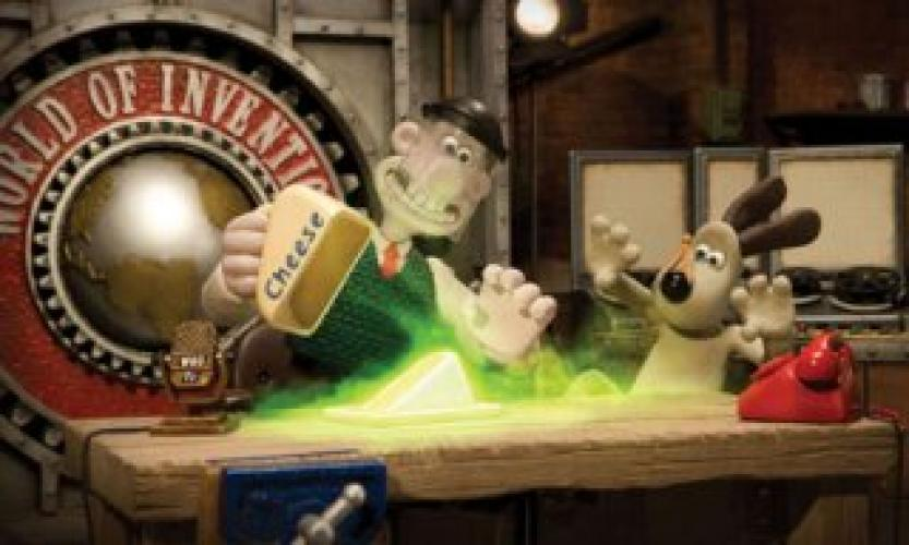 Wallace and Gromit's World of Invention next episode air date poster