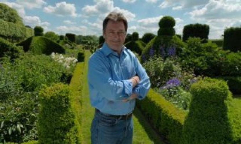Alan's Titchmarsh's Garden Secrets next episode air date poster