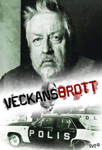 Veckans brott next episode air date poster